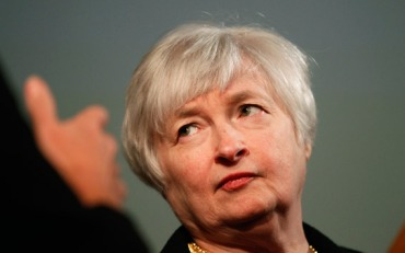 Janet Yellen, vice chair of the Board of Governors of the U.S. F