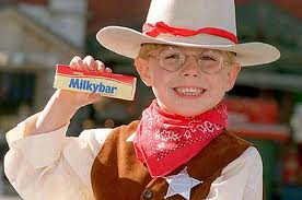 milky bar kid
