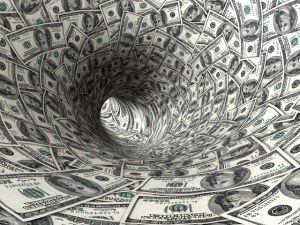 sinkhole money