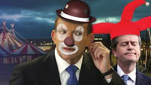 clown poliie