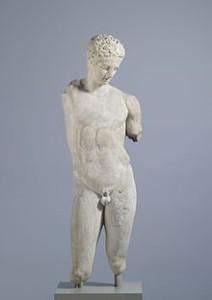 greek statur